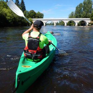 Locations randonnées canoë kayak stand up paddle Pedalo Confolens Charente Vienne