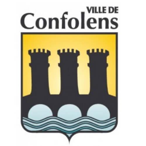 Ville de Confolens Charente